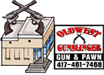 Old West Gunslinger Gun & Pawn